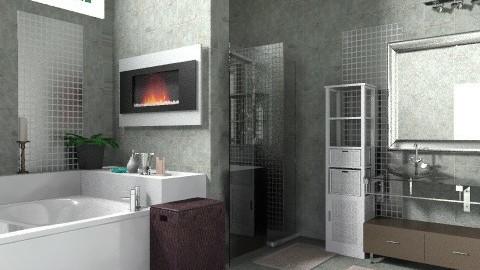 bath2... - Modern - Bathroom  - by KittiFarkas
