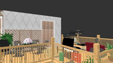 kitchen-living room-dining room!2 - by erofili