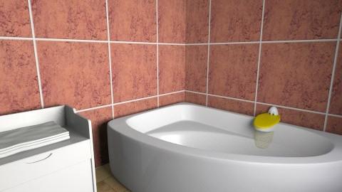 new bath3 - Classic - Bathroom  - by duck1melody