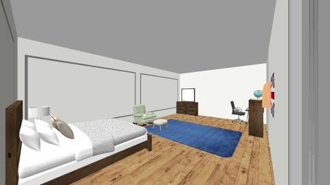 Vuk Karadzity 38 - Modern - Kids room  - by Tina616