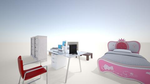habitacion - Bedroom  - by Adrix21XL