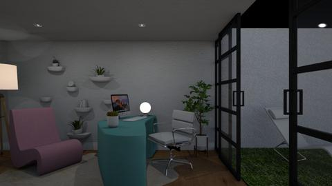 Office - by Annathea