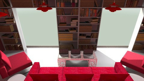 Research Room - Modern - by fluffybear