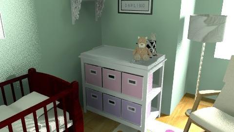 dorota7 - Classic - Kids room  - by dorotapomiankiewicz