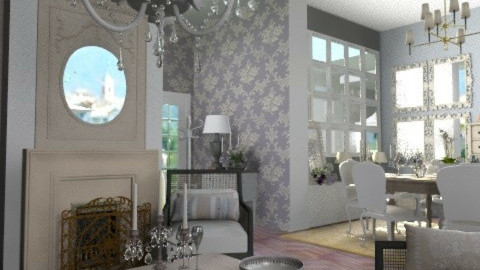 tradition provence 1 - Classic - Living room  - by calu13