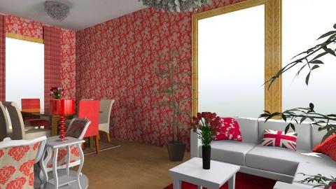 BadGirls living room - Modern - Living room  - by eszti