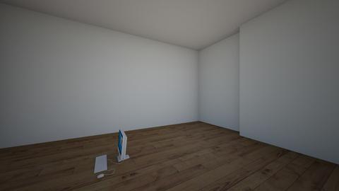 lara room - Bedroom - by laragergely