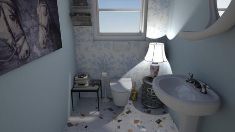 Toilette - Bathroom  - by emivim