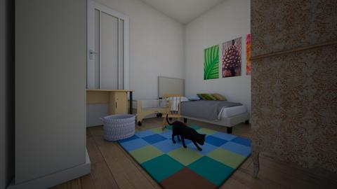 pa - Bedroom  - by w3ndy