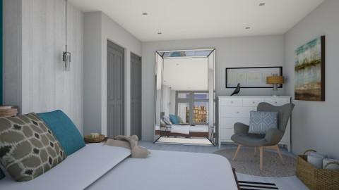 Bedroom redesign12 - Modern - Bedroom  - by Gabylez