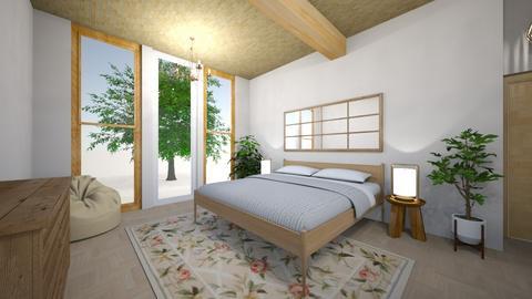 bedroom  - Bedroom  - by irambycarroll