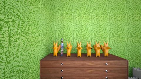 iwant - Kids room - by kirilldaniel2005