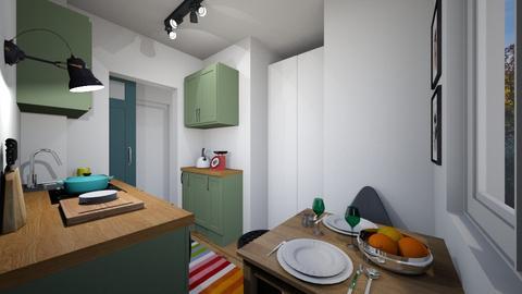 Adrian kitchen MASA 1 - Kitchen  - by anne_3x