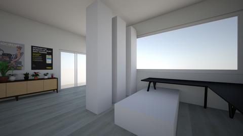 office scial - Modern - Office  - by judsonek