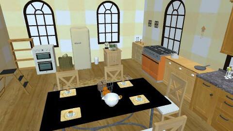 kitchen - Classic - Kitchen  - by mydeco