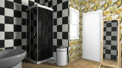 vannasistaba by elizabete - Glamour - Bathroom  - by marikarose
