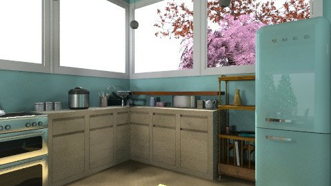 Dreams_Kitchen - Classic - Kitchen  - by Haecinta