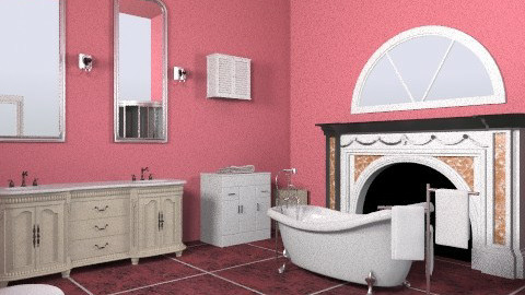 bathroom - Eclectic - Bathroom  - by deleted_1550519236_sorroweenah