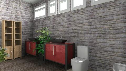 test - Bathroom - by luqdragon