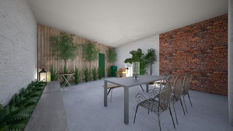 Koer - Garden  - by Laura Roomstyler