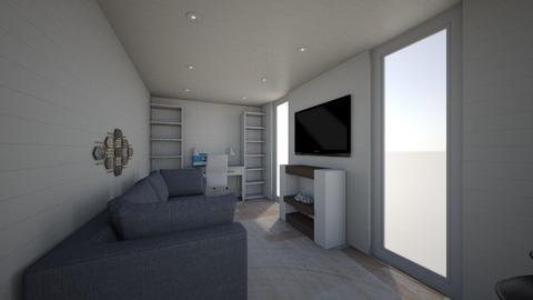 bus 2 - Living room  - by heatherstuart