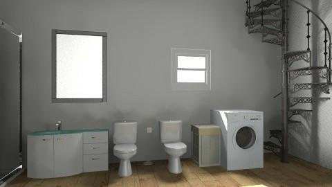 my bathroom - Modern - Bathroom - by sydneysky