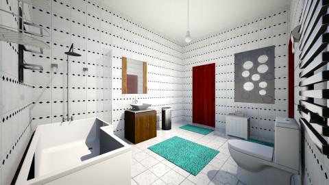 Bathroom 1 - Bathroom  - by Dada Mu_50