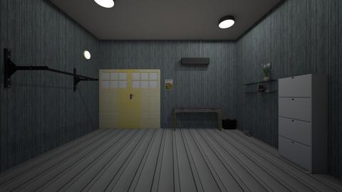 garage - Modern - by saif_malay
