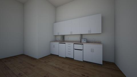 805 Indoor Outdoor Kitche - Kitchen  - by debilhelm