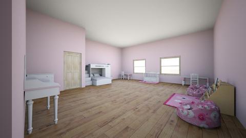 1 - Kids room  - by kjjensen94