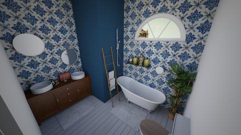 Bathroom 1 - Bathroom - by maulix
