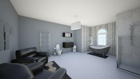 Luxury - Modern - Bathroom - by Becca Scott