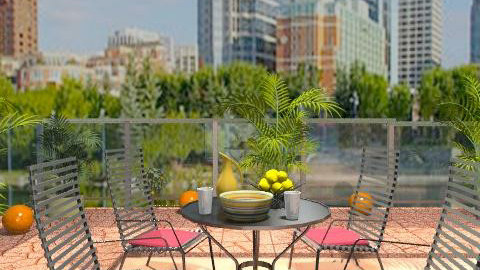City View - Modern - Garden - by milyca8