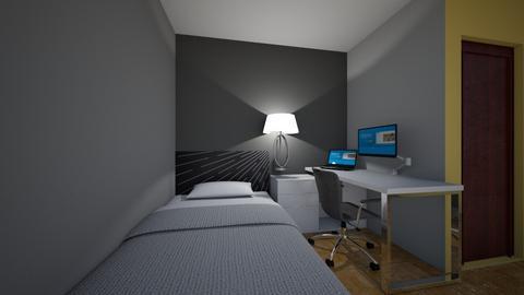 bedrrommaaa - Modern - Bedroom  - by Sagned
