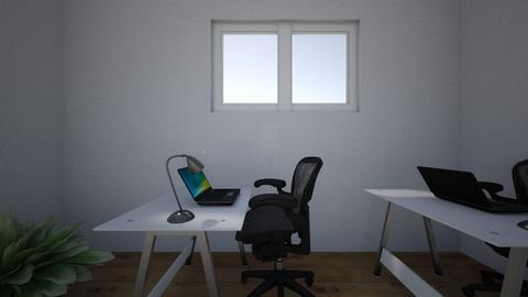 Calm room  - Office  - by ashleeymonteverdeee