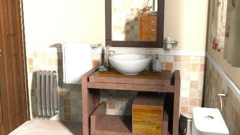 bañooooooo - Glamour - Bathroom  - by oliricescarraman