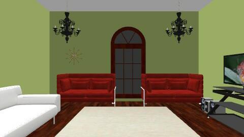 Julias Living Room - Retro - Living room  - by Philthy Phil