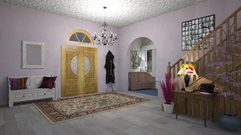 Grand Foyer - by KarJef