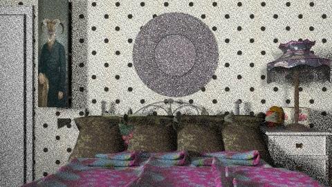 Apartment - Glamour - Bedroom  - by ceala_odonovan