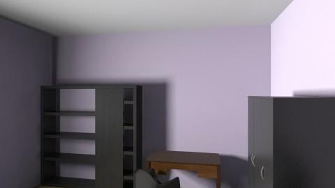 meu - Rustic - Bedroom  - by Beatriz Sterfany
