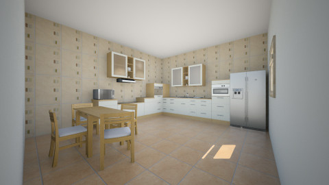 Bucatarie 15 - Rustic - Kitchen  - by Ionut Corbu