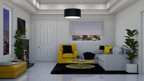 moms house I - Living room - by Talia Fernanda