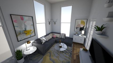 Sofa Bed Studio - Eclectic - by xohugandkiss