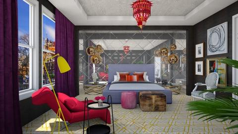 Bedroom for Jeyna - Eclectic - Bedroom - by 3rdfloor