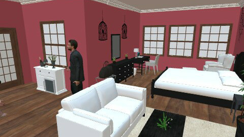 hotel suite - Classic - Garden  - by mydeco