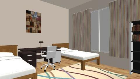 brm2 - Minimal - Bedroom - by MeAnne