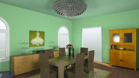 Mommy room - Country - Dining room - by 89dudes