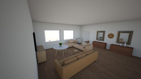 Shome second 1 - Living room  - by Niva T