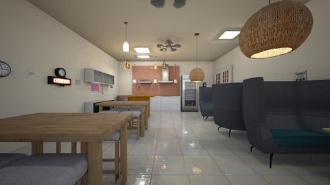 Friendly Small Kitchen - Kitchen  - by mspence03