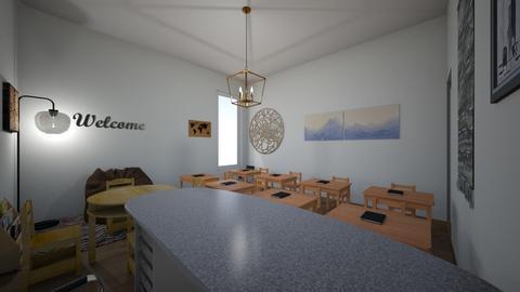 Myriah Classroom design - by myriahivey